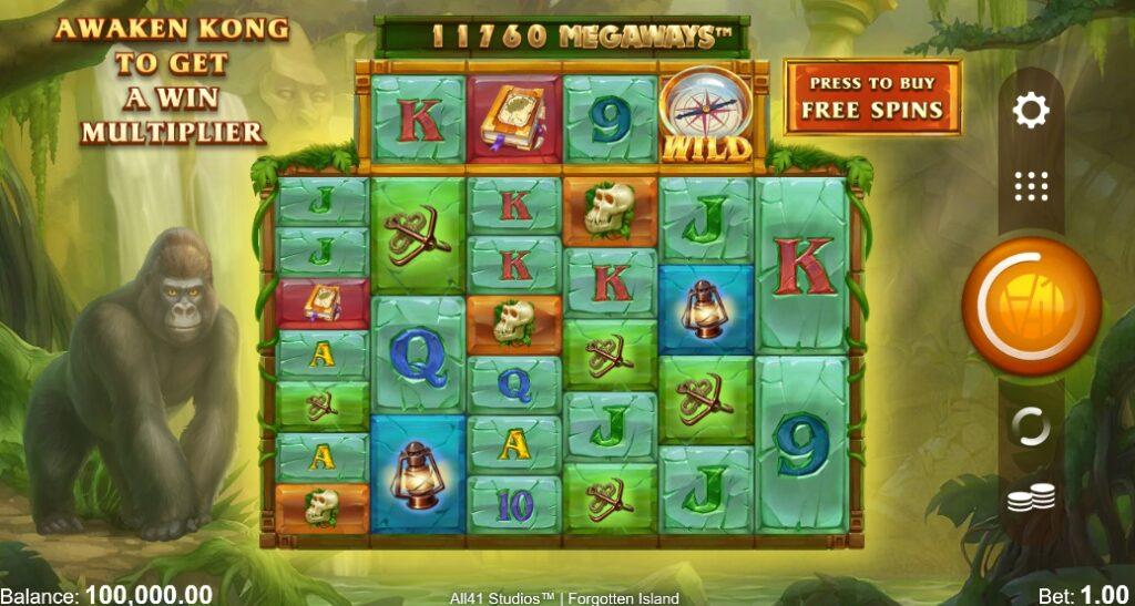 Betway Casino Spielen Forgotten Island